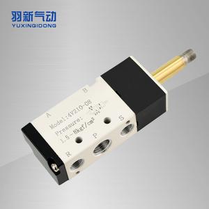 4V210-08电磁阀