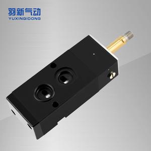 4V310-08B板接式电磁阀